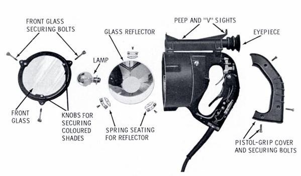 Aldis Lens 18 1 2 Quot Focus W66